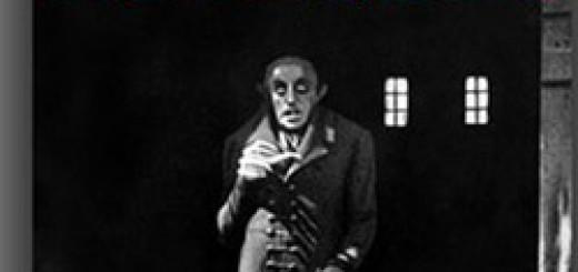 Nosferatu - The Shadow - 1922