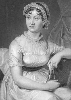 Jane Austen (16 December 1775- 18 July 1817)