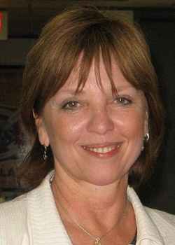 Nora Roberts (born October 10, 1950)