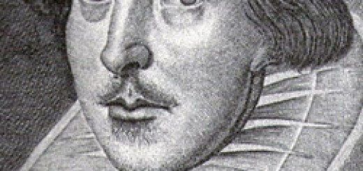 William Shakespeare (26 April 1564 baptized-23 April 1616)