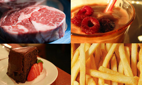 10 Foods to Avoid On a Diet