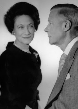 Prince Edward and Wallis Simpson
