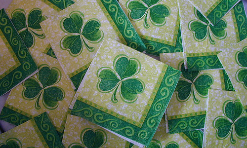 5 St. Patrick's Day Games