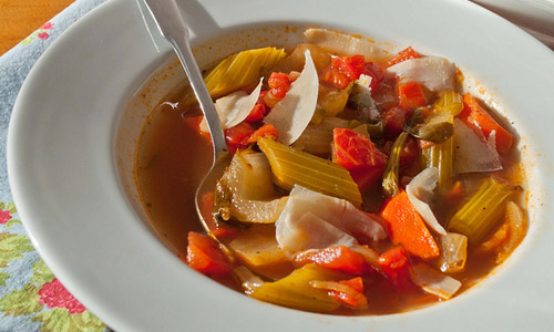 5 Super Soups for Weight Loss