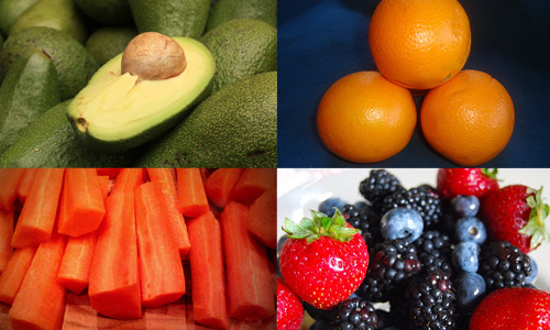 7 Foods that Are Good for Your Skin