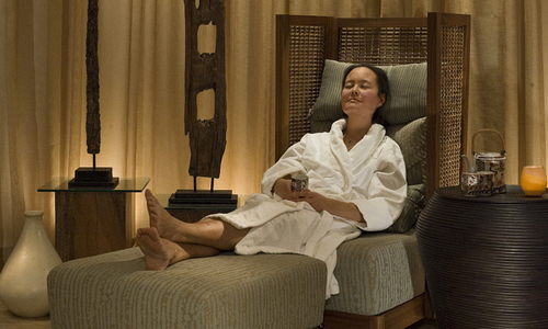 6 Exotic Spas for Relaxation