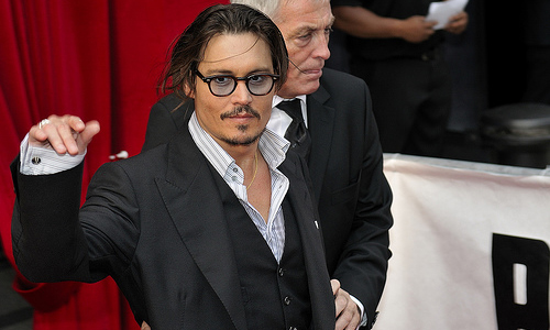 10 Johnny Depp Quotes to Share With You