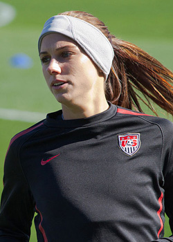 Alex Morgan, USA