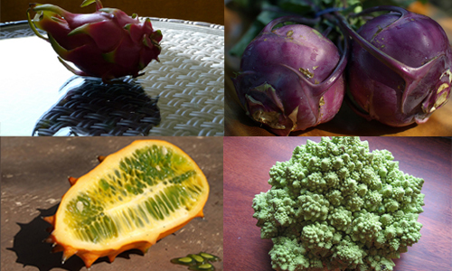 5 Exotic Fruits to Try