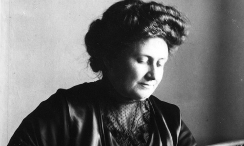 10 Maria Montessori Quotes for You