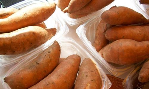 8 Health Benefits of Sweet Potatoes