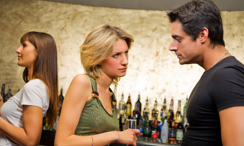 4 Ways to Deal With Your Jealous Ex-boyfriend