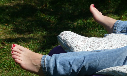 Things Your Feet Say About Your Health