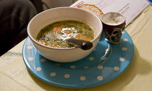 5 Health Benefits of Lentil Soup