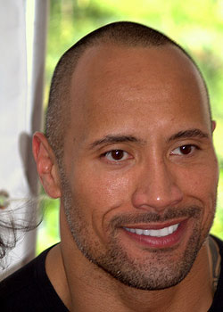 Dwayne Johnson/The Rock