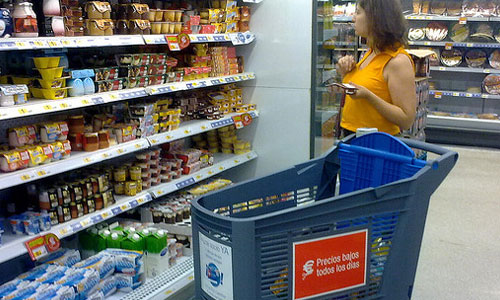 6 Ways to Avoid Overspending at the Supermarket