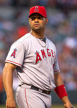 <h4>10.	Albert Pujols (January 16) </h4>