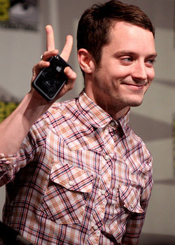 <h4>6. Elijah Wood (January 28) </h4>