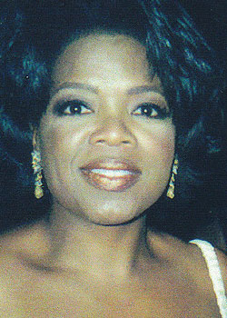 <h4>9. Oprah Winfrey (January 29)</h4>