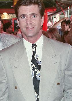 Mel Gibson (January 3)