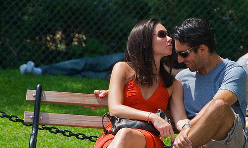 10 Signs That He Finds You Attractive
