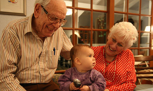 13 Ways to Bond With Your Grandchildren