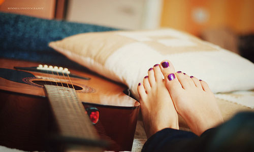 7 Tips for The Perfect Pedicure