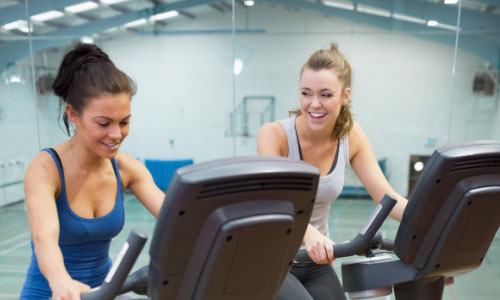 6 Benefits of Working Out with a Friend