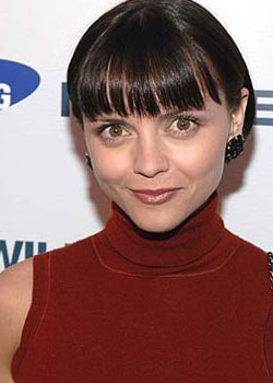 Christina Ricci (born on February 12)