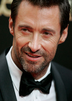 <h4>2. Hugh Jackman as a clown</h4>