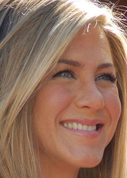 Jennifer Aniston (born on February 11)