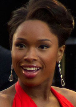 <h4>4. Jennifer Hudson as a burger flipper</h4>