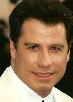 John Travolta (born on February 18)