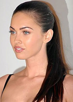 <h4>8. Megan Fox as a banana</h4>