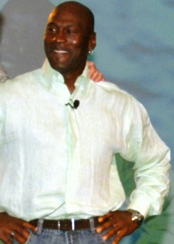 Michael Jordan (born on February 17)