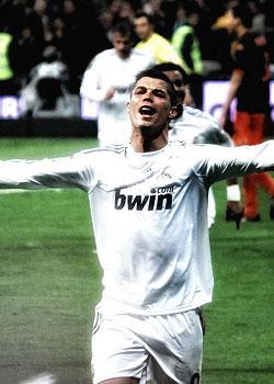 Cristiano Ronaldo (born on February 5)