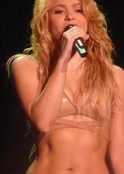 Shakira (born on February 2)