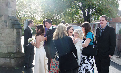 6 Common Mistakes Wedding Guests Ought to Avoid