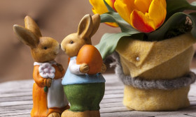 10 Fun Facts about the Easter Bunny