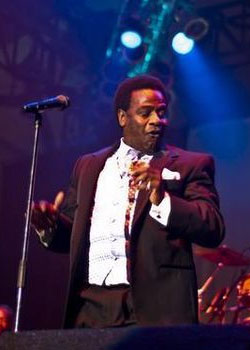 Al Green (born on April 13)
