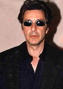 Al Pacino (born on April 25)