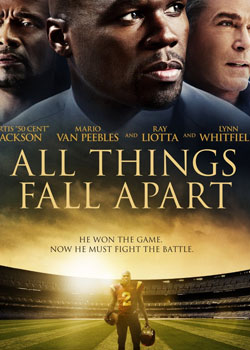 50 Cent for 'All things fall apart'