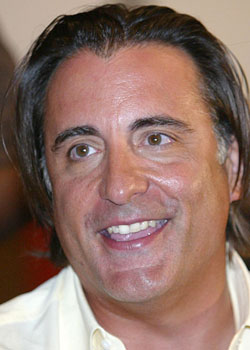 Andy Garcia (born on April 12)