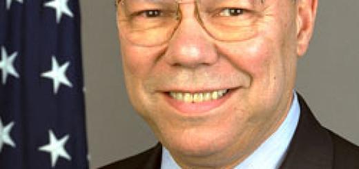 Colin Powell (born on April 5)