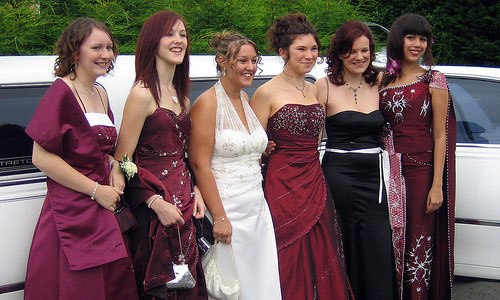 Girls Prom Night
