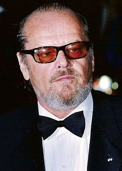 Jack Nicholson (born on April 22)