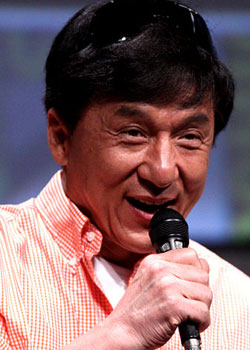 Jackie Chan (born on April 7)