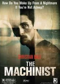 Christian Bale for 'The Machinist' and 'Batman begins'