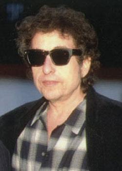 Bob Dylan (born on May 24)