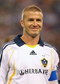 David Beckham (born on May 2)